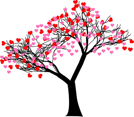 tree service pictures: love tree