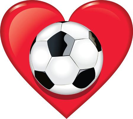 love football Vector
