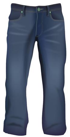 pants: jeans Illustration