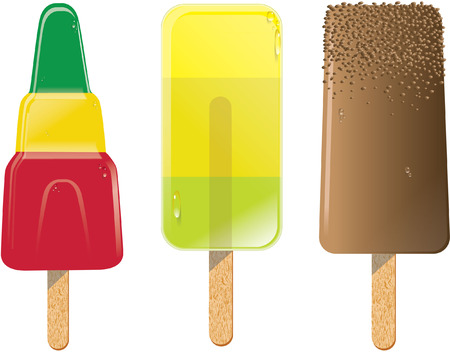 lollys: ice lollys