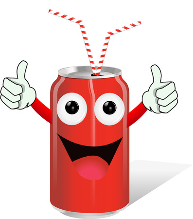 cola can Vector