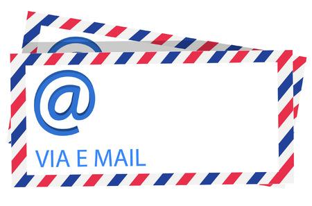 e  mail: e mail letter