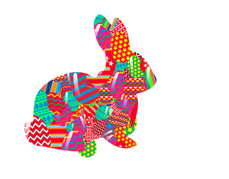 ester: BUNNY SHAPED EASTER