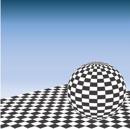 hypnotic abstract Vector