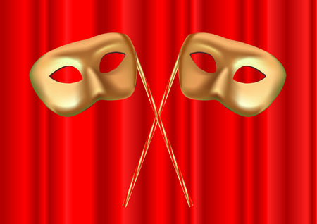 classical theater: MASKS