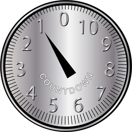 anticipate: COUNTDOWN CLOCK