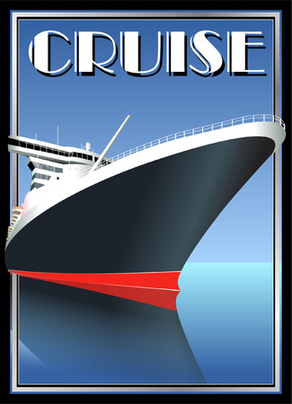 CRUSE LINER Vector
