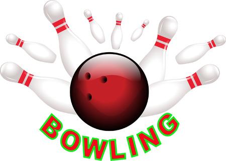 kingpin: BOWLING BALL