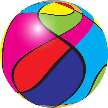 spherule: COLOURFUL BALL