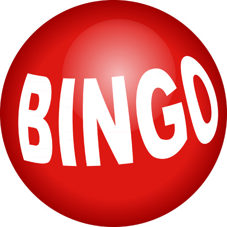 bingo on red ball