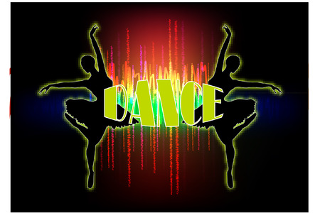 dance Stock Vector - 28259637