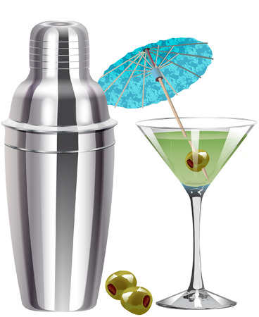 stock photograph: cocktail