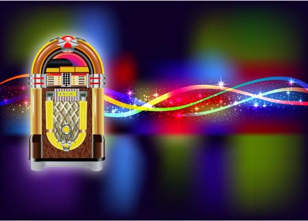 MUSIC NIGHT WITH JUKEBOX