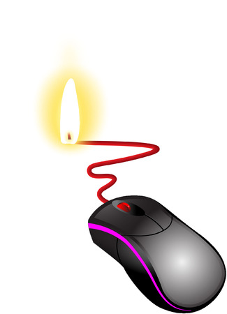 HOT WIRE MOUSE