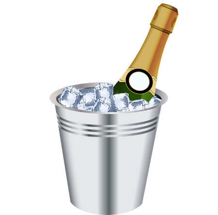 eps picture: champagne bucket