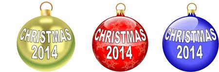 CHRISTMAS 2014 Vector
