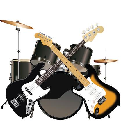 rock music Stok Fotoğraf - 29238345
