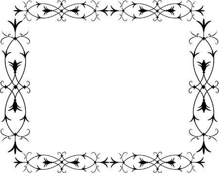 ornate boarder royalty free cliparts vectors and stock