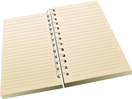 note book: NOTE BOOK Illustration