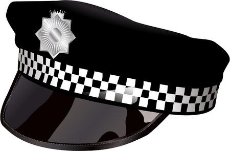 sergeant: POLICE HAT