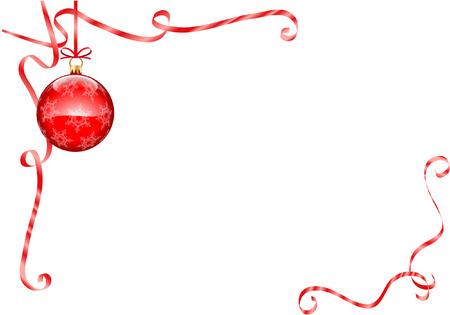bordes decorativos: Decoración de Navidad