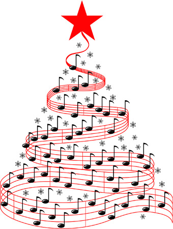 notes: CHRISTMAS TREE MUSIC