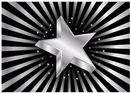 shinning: SILVER STAR