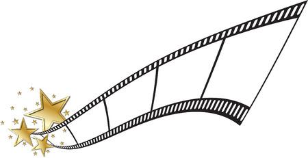 FILM STAR Vector