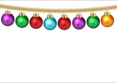 CHRISTMAS DECORATION Banco de Imagens - 32988348