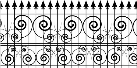 picket fence: FENCE
