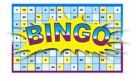 bingo: BINGO Illustration