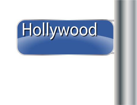 Hollywood USA Vector
