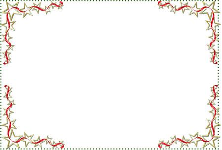 星のフレーム 写真素材 - 37678660