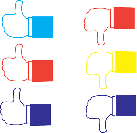 facebook: THUMBS UP