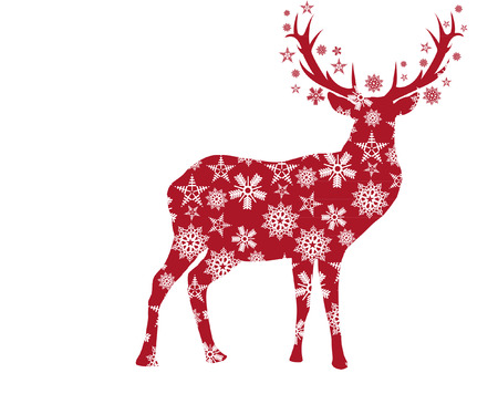 eps picture: CHRISTMAS DEER