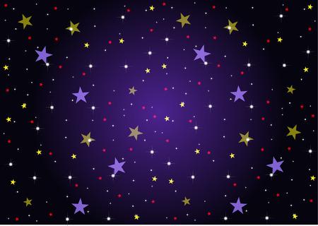 hvězda: STAR SOUVISLOSTI Ilustrace