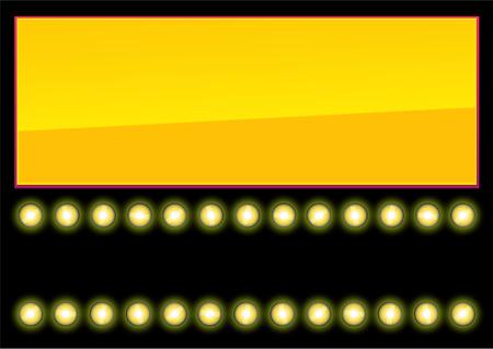 light up: illuminare segno
