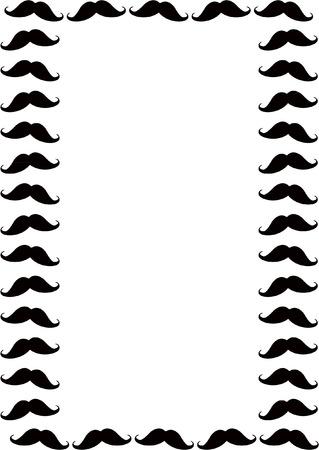french fancy: mustache