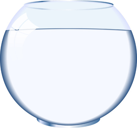 stock photograph: fish bowl