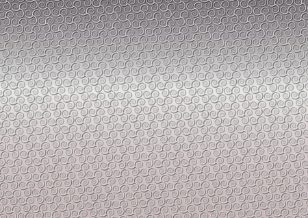 picture card: silver ornate background