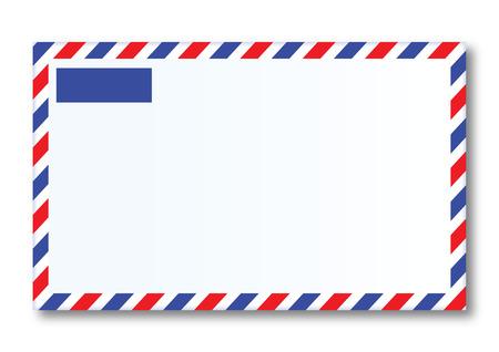 Lucht-mail Stockfoto - 43439301