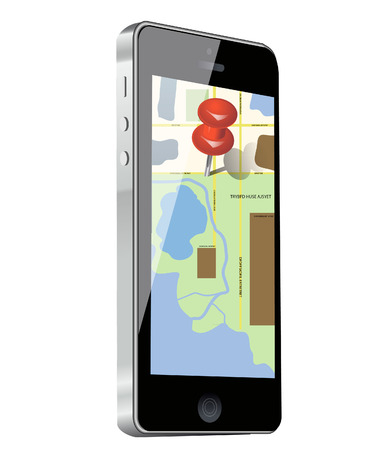 stock photographs: Smart phone