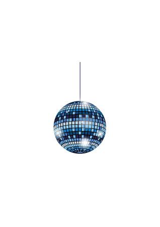 mirrorball: glitter ball Illustration