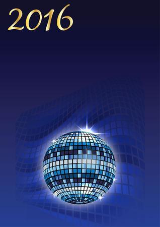 mirrorball: Glitter ball