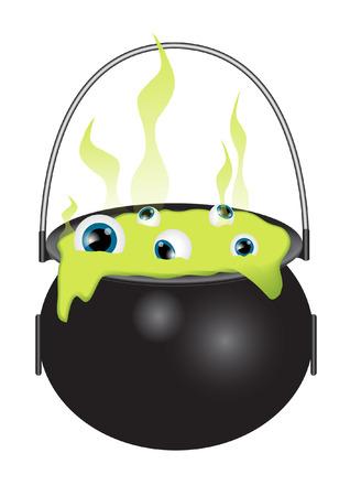potluck: cauldron
