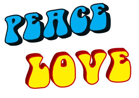 peace and love: PEACE LOVE