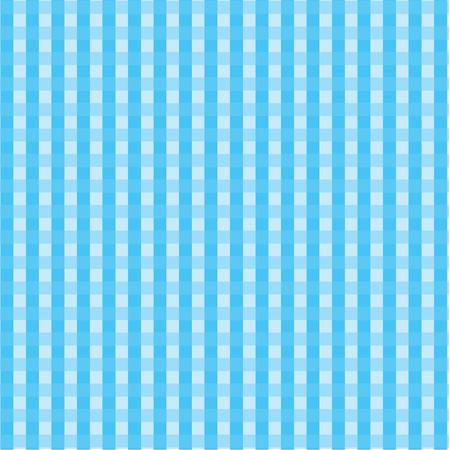 baby blue: GINGHAM
