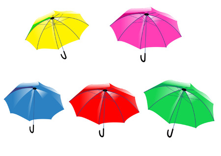 stock photograph: UMBRELLA
