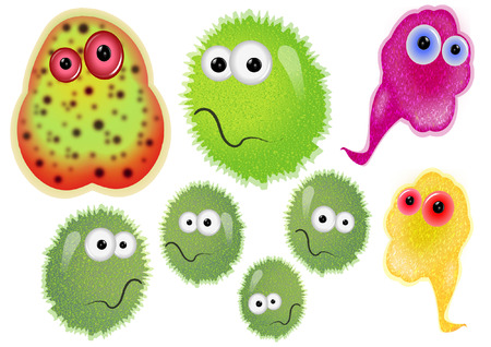 parasites: GERMS