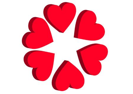 free image: Hearts